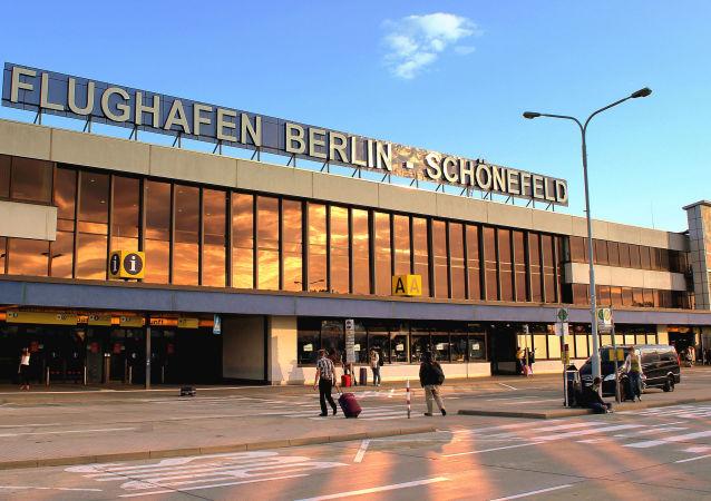 Letiště Schoenefeld