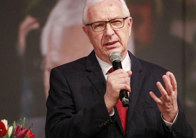Senátor Jiří Drahoš