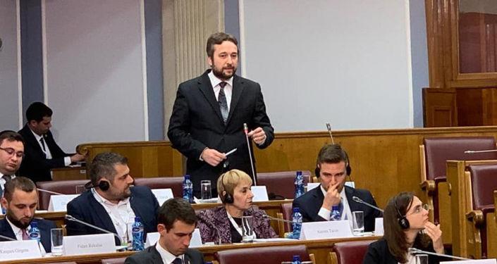 Slovenský politolog Ľuboš Blaha