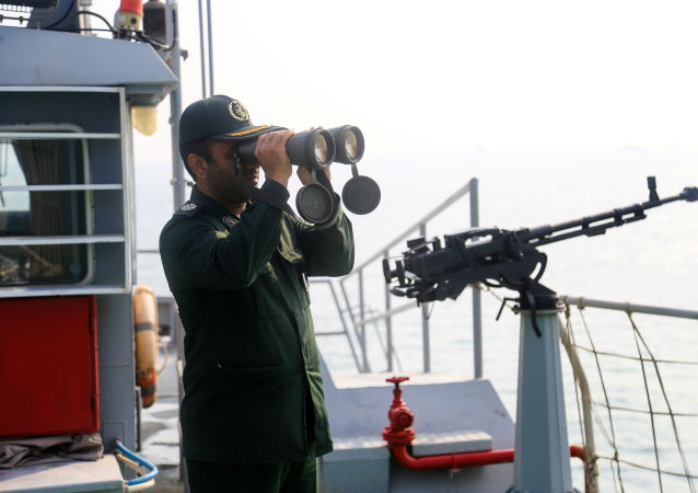 Íránský voják