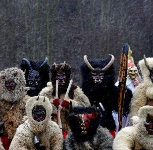 Čertovská tradice na Mikuláše v Česku: Na kostýmech záleží