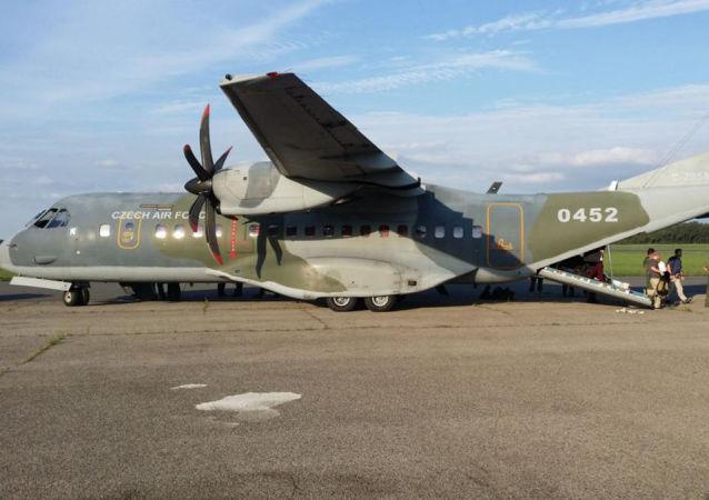 Letoun CASA C-295MW