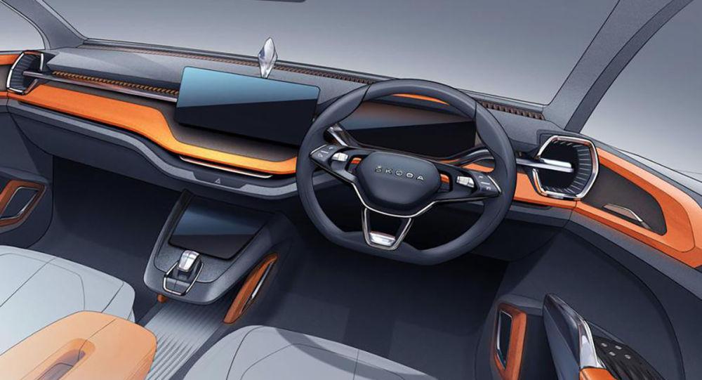 Koncept Škoda Vision In