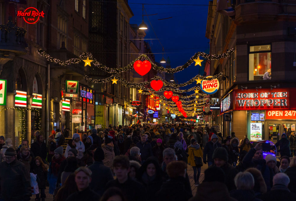 Ulice v Kodani