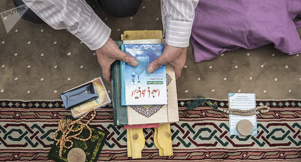 Modlitební podložká. Ilustrační foto