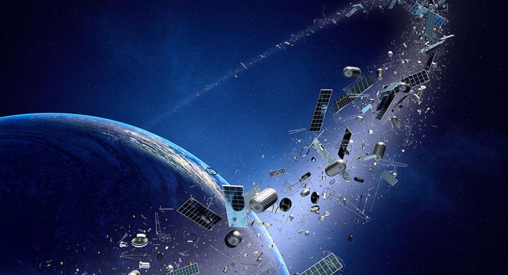 vesmírné odpady