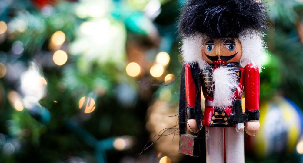 Louskáček a vánoční stromeček