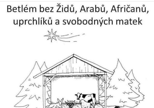 Vánoční přání pořadu 168 hodin České televize