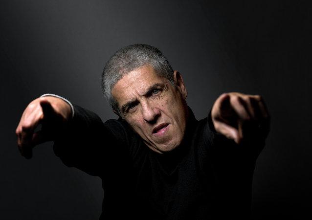 Francouzský herec Samy Naceri