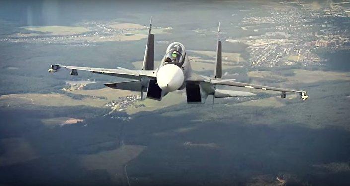 Su-30SM: jedna z nejlepších stíhaček na světě