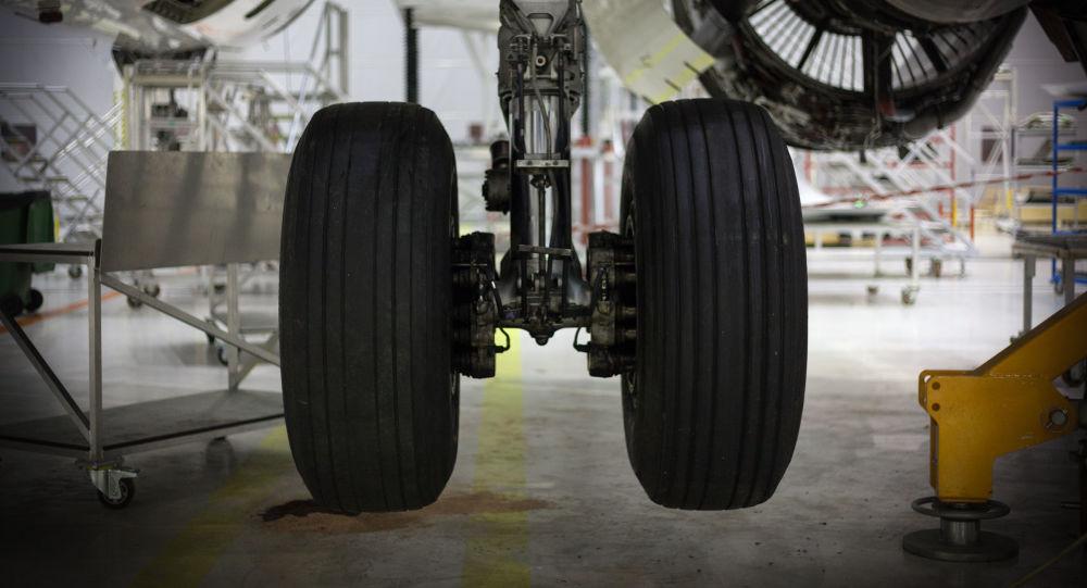Podvozek letadla