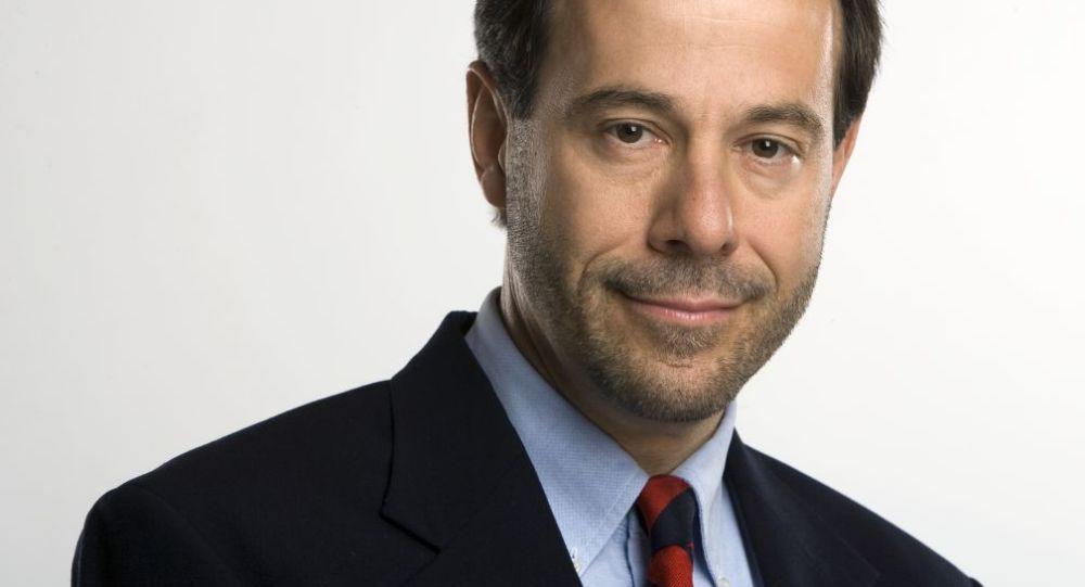 Lékař a publicista Martin Jan Stránský