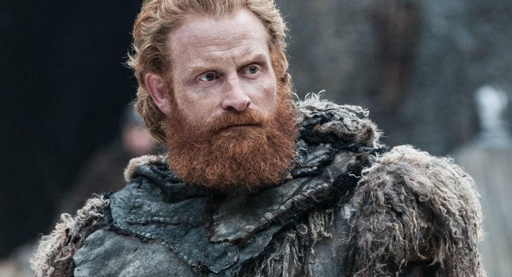 Norský herec Kristofer Hivju, který hrál Tormunda – Obří smrt v televizním seriálu Hra o trůny