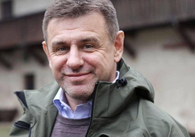 Slovenský politik László Sólymos