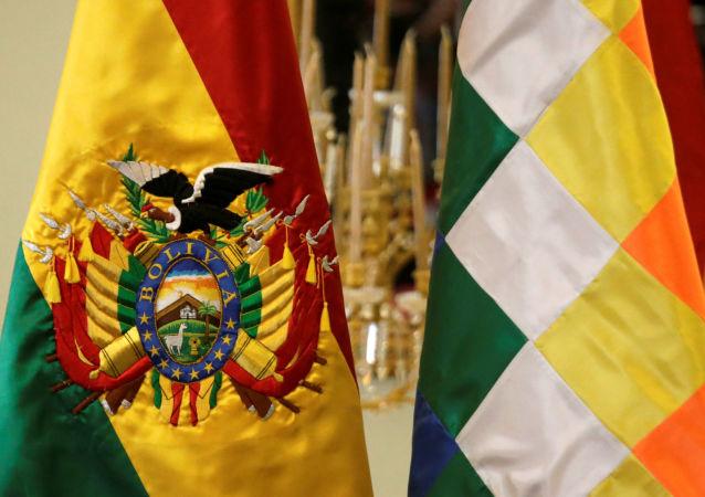 Vlajky Bolívie