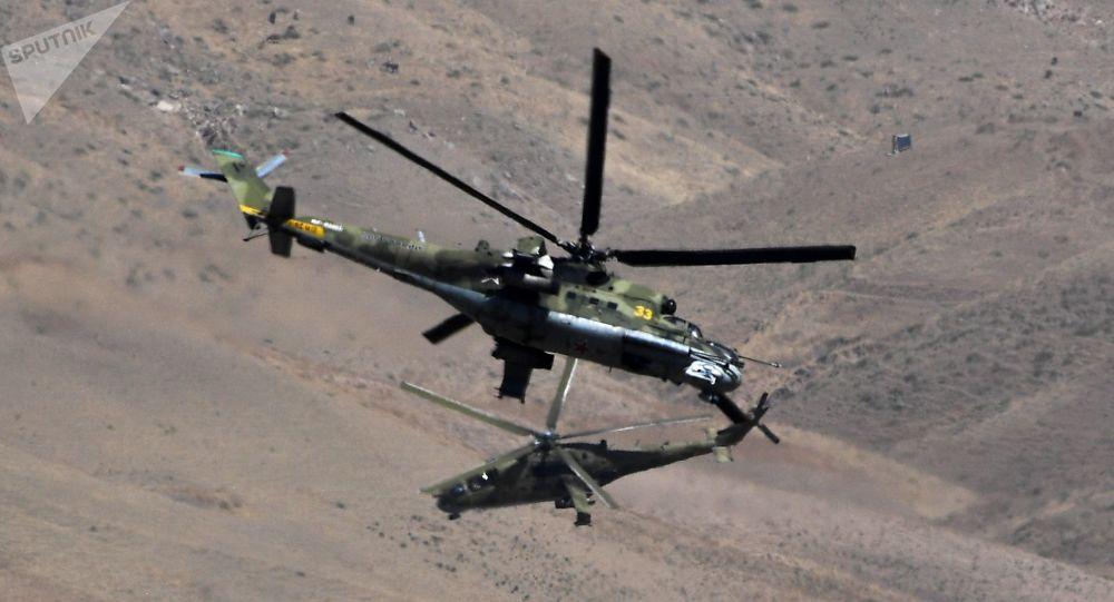 Americký portál ohodnotil bojové kvality sovětského vrtulníku Mi-24