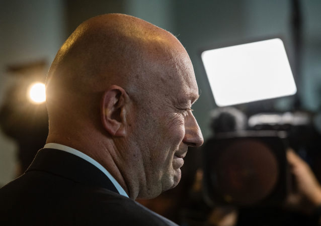 Německý politik Thomas Kemmerich (FDP)