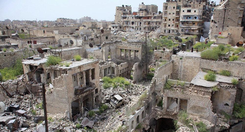 Situace v Sýrii, Aleppo