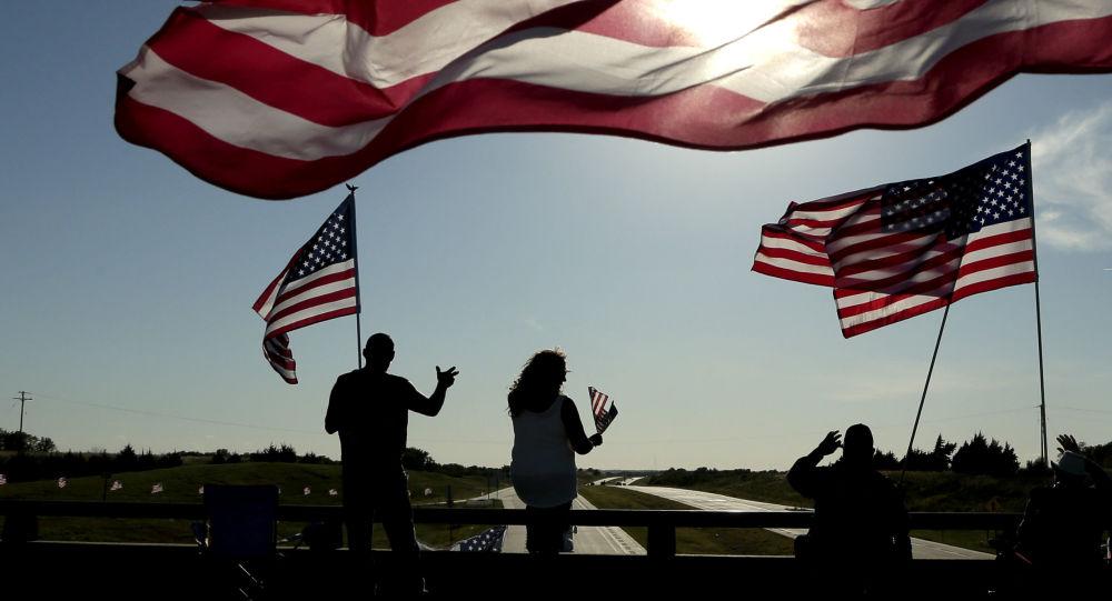 Vlajky USA