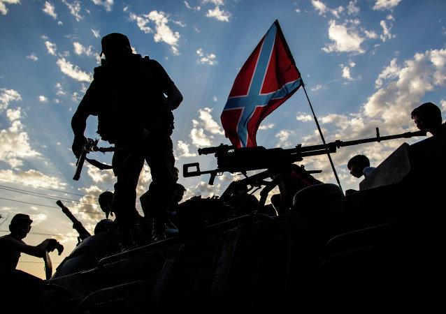 Domobranci v Donbasu