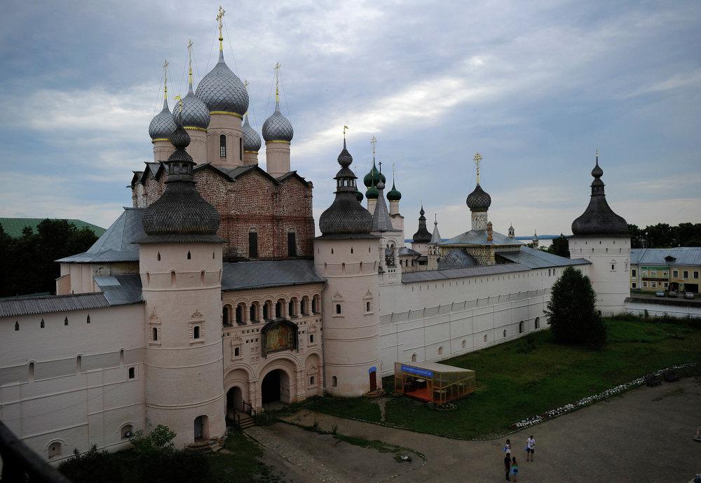 Srdce ruských měst: Kremly nejsou jen v Moskvě