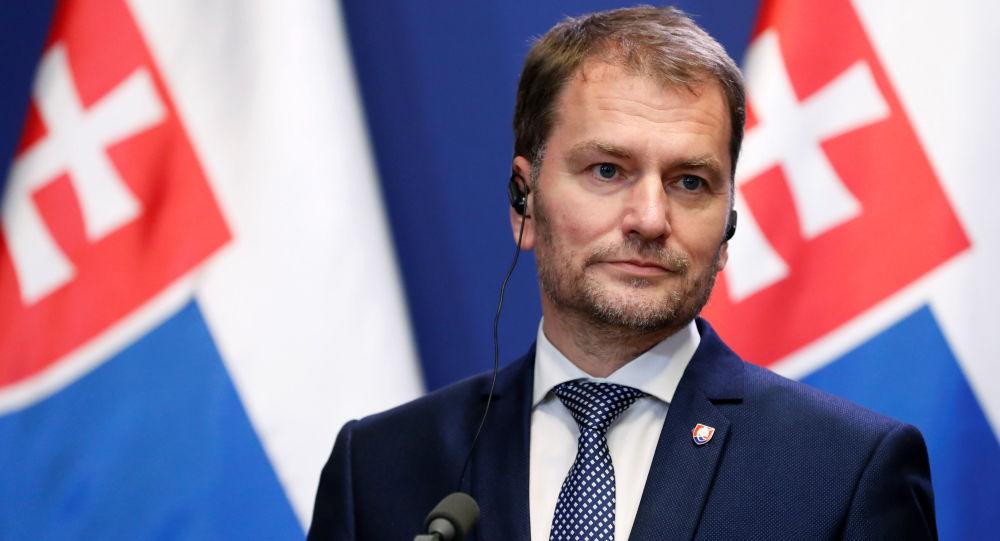 Hnutí Matoviče nebylo připraveno na vládnutí? Slovenský premiér podle politologa přiznal křehkost klubu OĽaNO