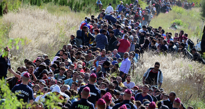 Migranti v Maďarsku