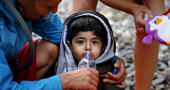 Syrské dítě
