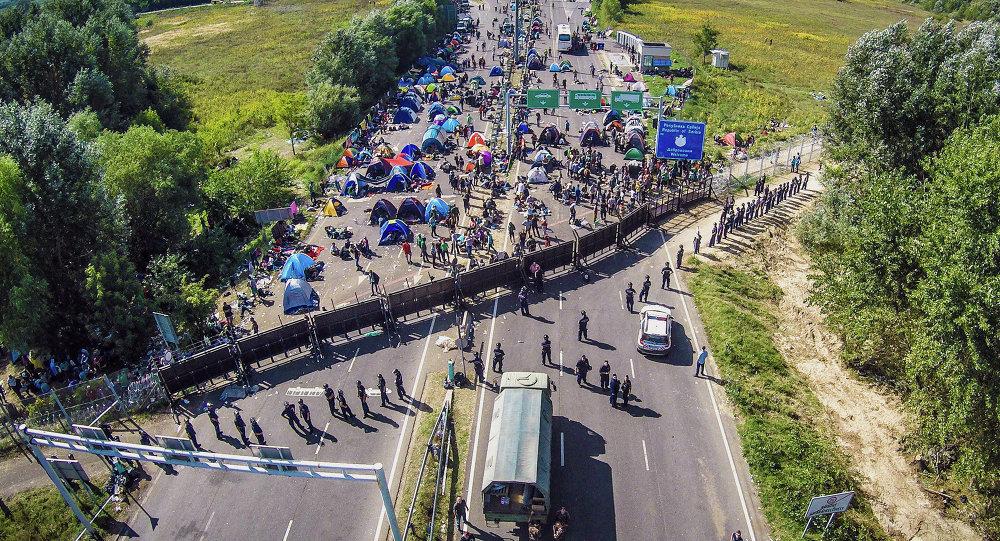 Srbsko-maďarská hranice