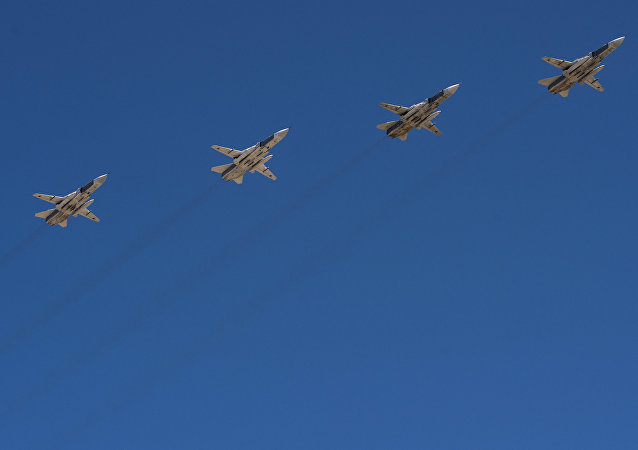 Ruské stíhačky Su-24