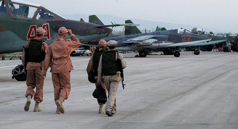 Lázikíja: ruské letectvo