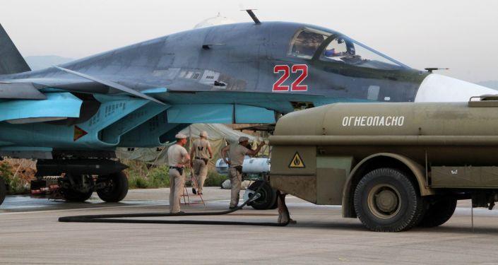 Lázikíja: ruské stíhačky v Sýrii