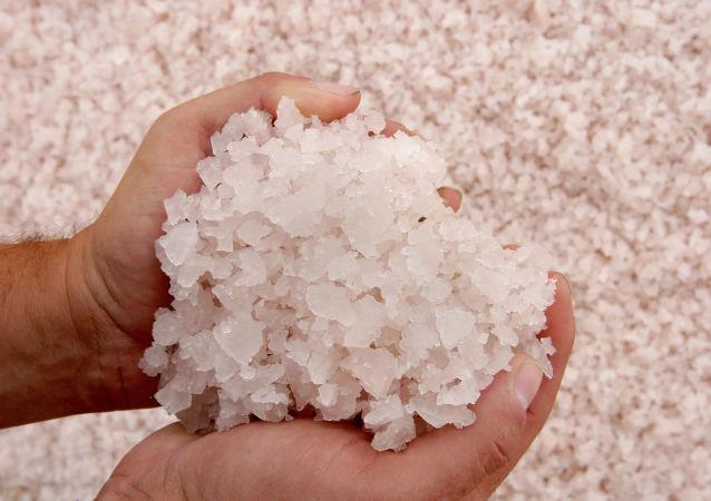 Výroba soli