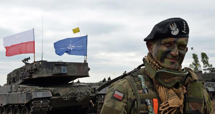 Vojenská cvičení v Polsku