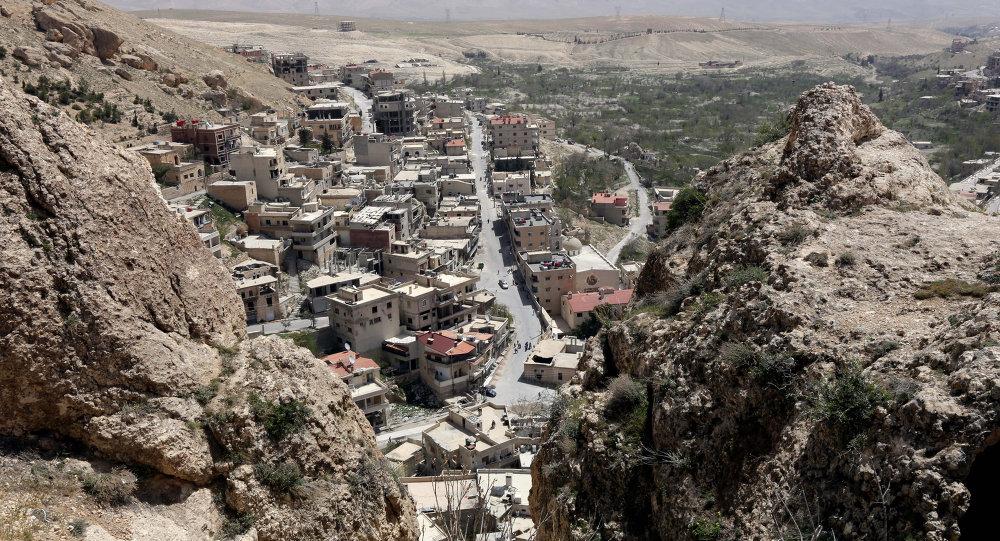 Situace v Sýrii, Maalula