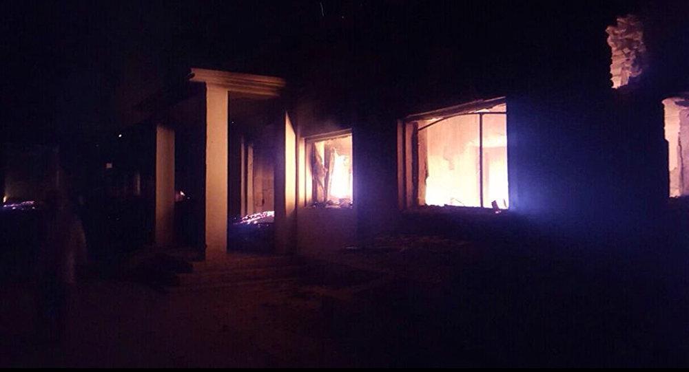Ostřelování v Kunduzu