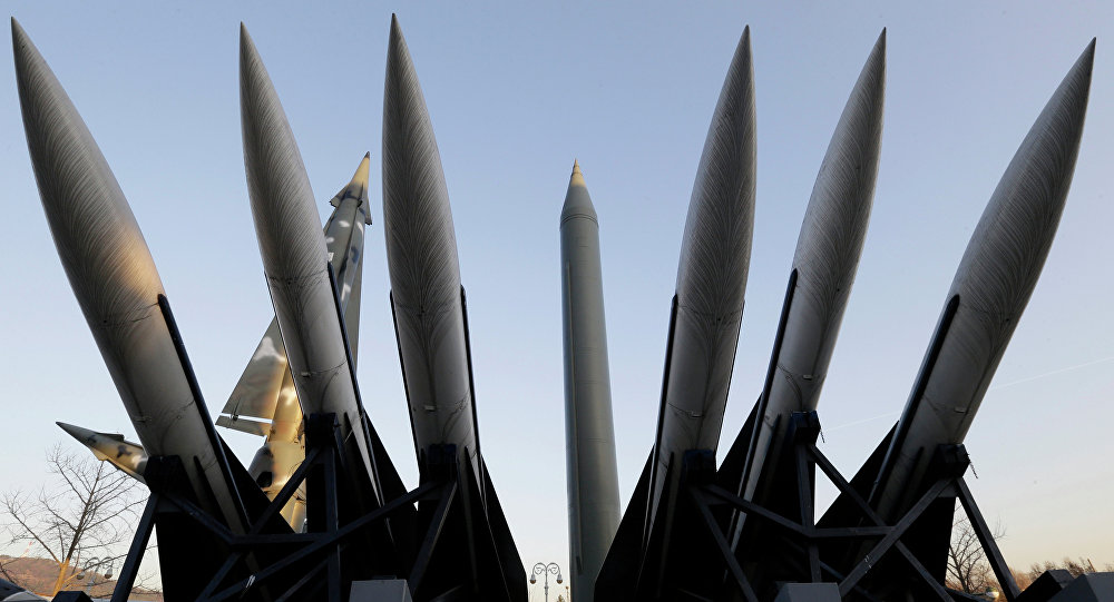 Jaderné rakety KLDR