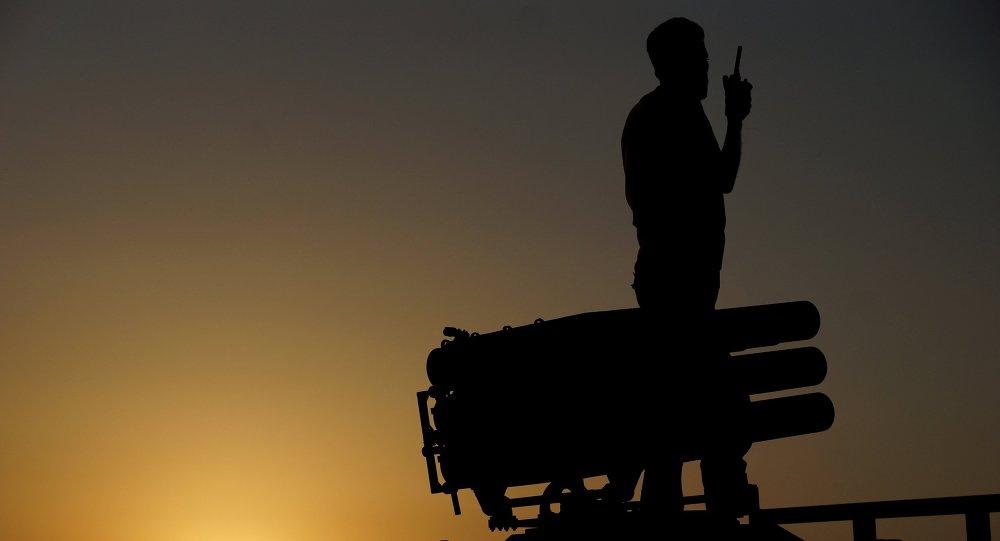 Voják Svobodné syrské armády