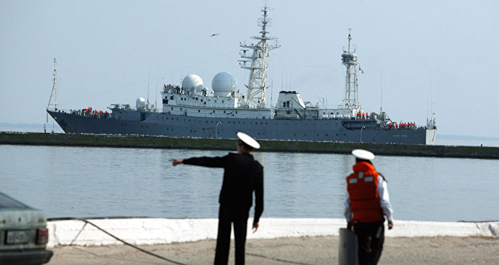Výzvědná loď Vasilij Tatiščev
