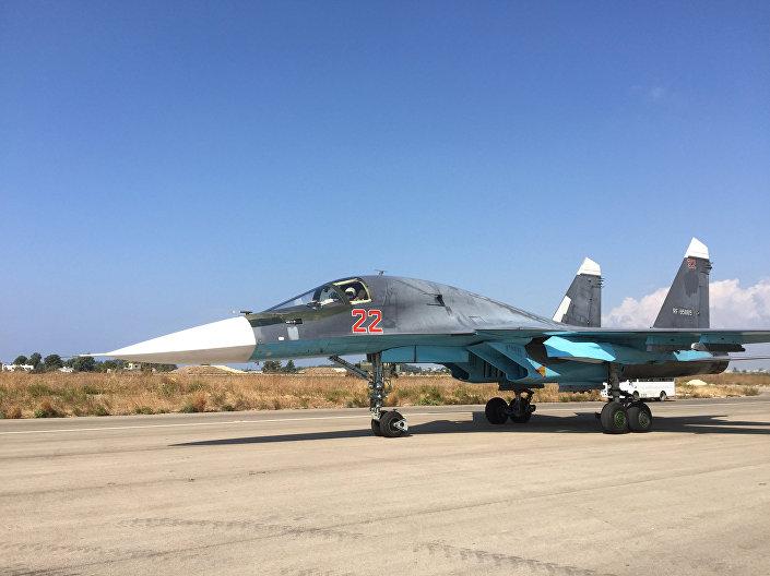 Ruská základna Chmejmim v Sýrii