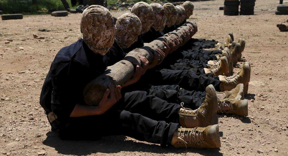 Bojovníci Svobodné syrské armády