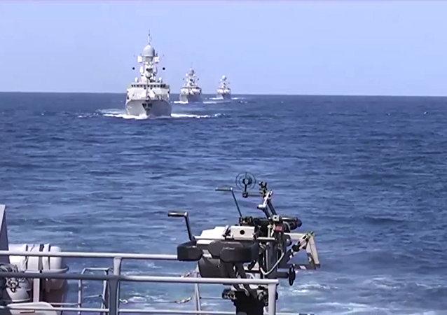 Lodě Kaspické vojenské flotily
