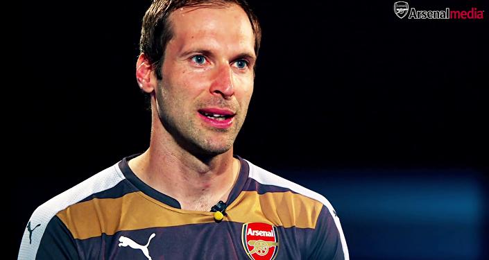 Petr Čech dělá Česku reklamu pro Arsenal
