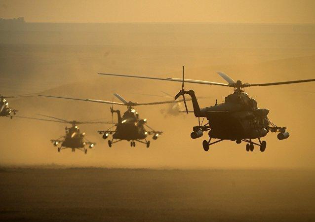 Ruská vojenská cvičení