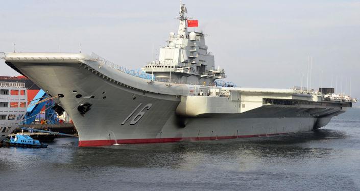 Letadlová loď Liao-ning
