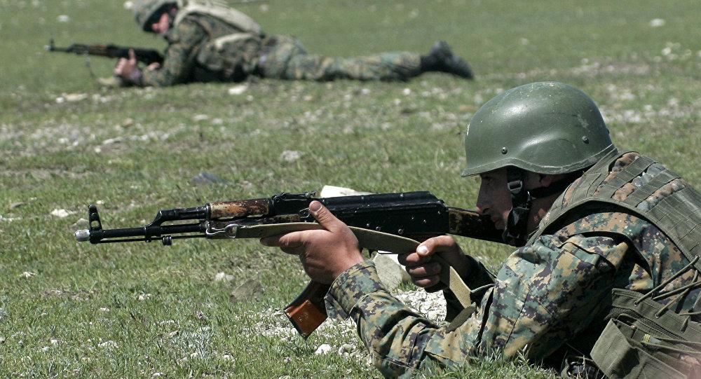 Vojnská cvičení NATO