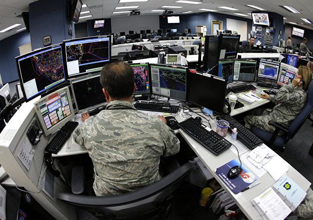 Vojáci v Pantagonu