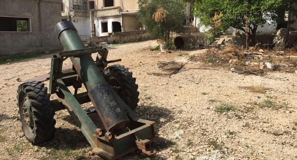 Provincie Hamá v Sýrii. Ilustrační foto