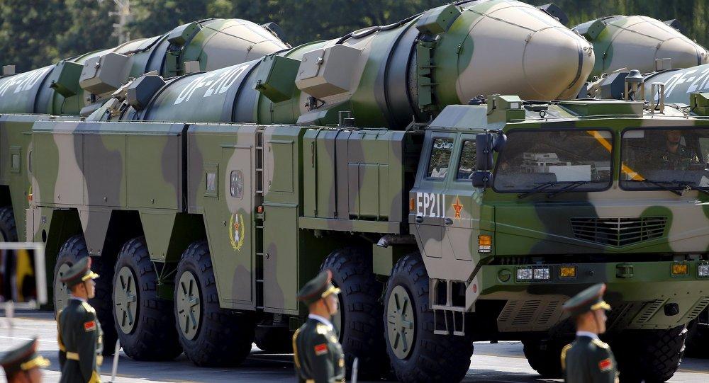Balistické rakety DF-41