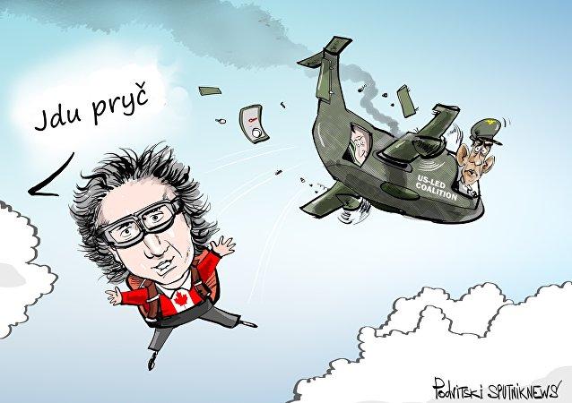 Koalice - Kanada = ?